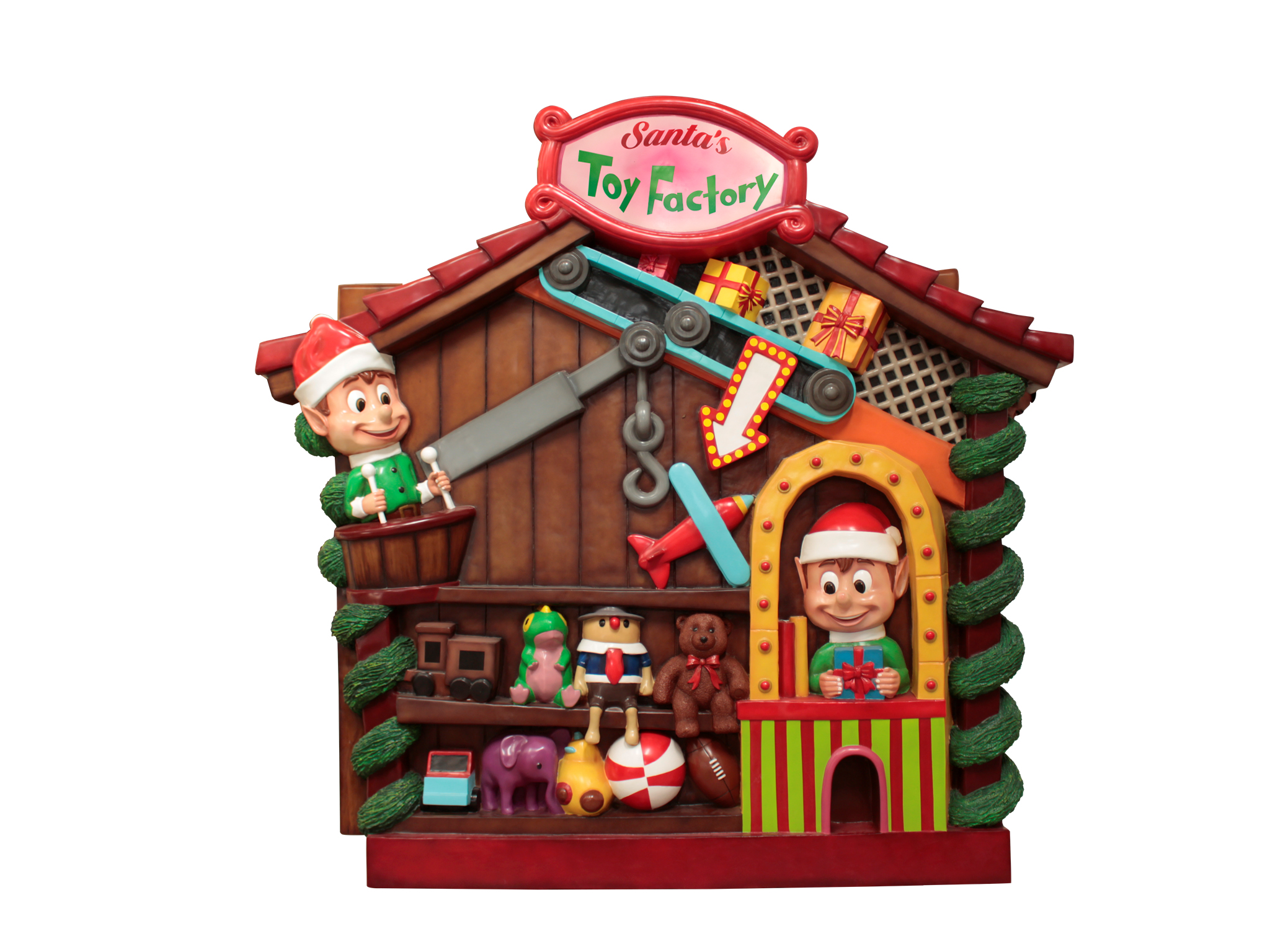 Toy Factory Panel