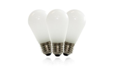 T50 Frosted Cool White LED Replacement Bulb