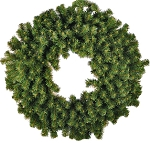 4' Sequoia Wreath