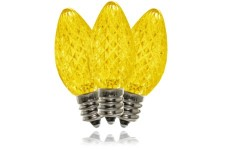 C7 Yellow Dimmable SMD LED Retrofit Bulb