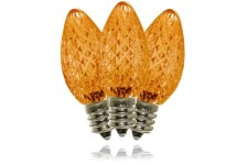 C7 Orange Dimmable SMD LED Retrofit Bulb