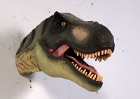 DEFINITIVE T-REX HEAD