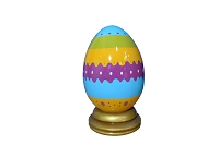 60cm Easter Egg with Base