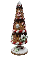 3D GINGERBREAD TREE 06