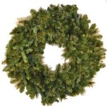 4' Blended Pine Wreath