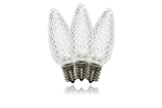 C9 Cool White Dimmable SMD LED Retrofit Bulb