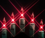 50 Red Incandescent Mini Lights 4