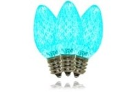 C9 Teal Dimmable SMD LED Retrofit Bulb